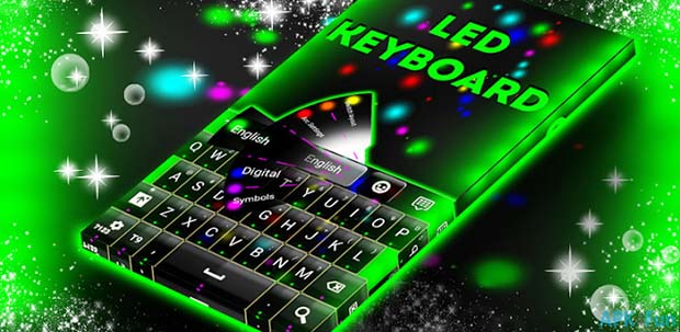 Keyboard Arab Aplikasi
