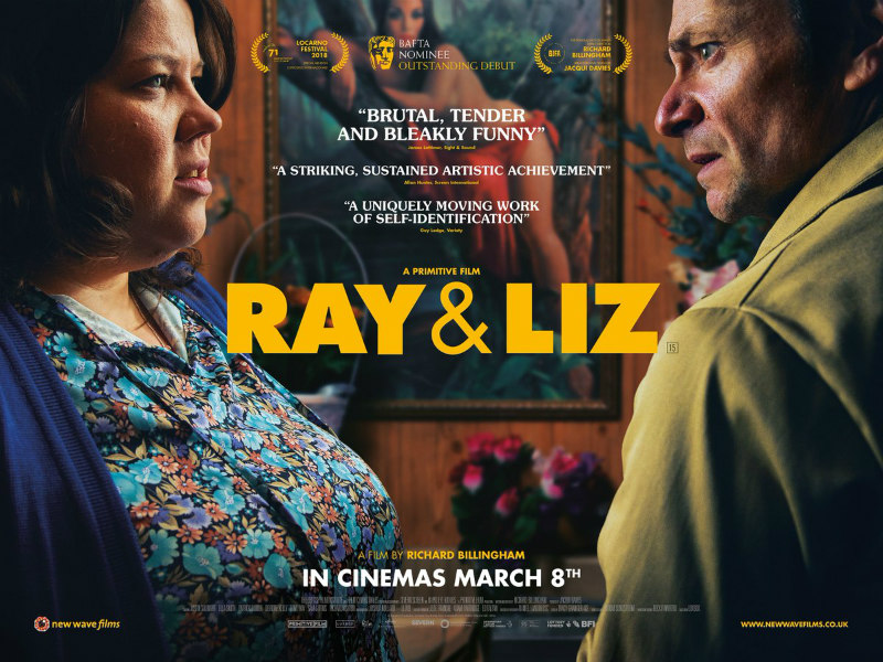 ray and liz poster