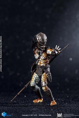"""Preview de Stalker Predator y Lost Predator de """"Predator 2""""- Hiya Toys"""