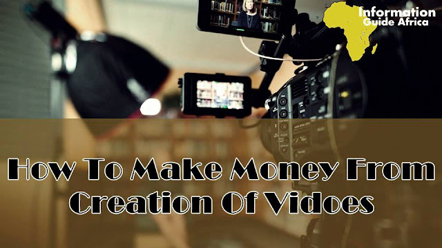How To Make Money Selling Videos Online