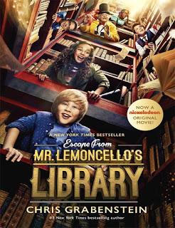 Escape de la biblioteca del Sr. Lemoncello (2017)
