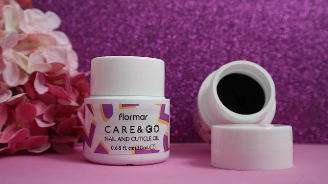 Flormar Care&Go Cuticle Oil Şeffaf Tırnak Bakımı