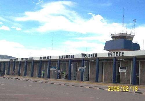 Aeropuerto Internacional Teniente Alejandro Velasco Astete de Cusco