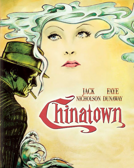 Póster original película Chinatown