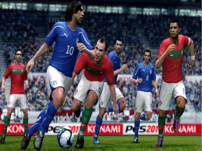 Download PES Pro Evolution Soccer 2011 Free Full Game For PC