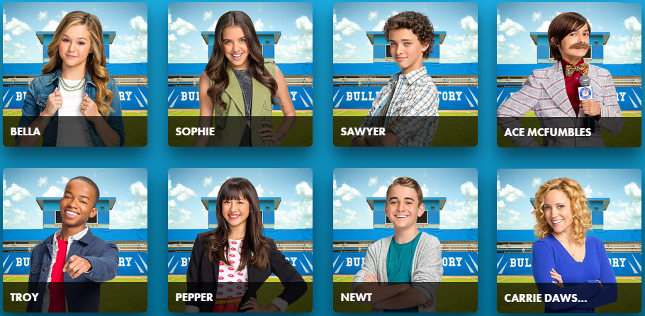 Gallery images ... The Haunted Hathaways Cast Names