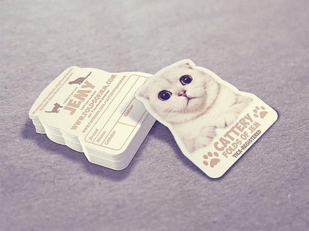 In thẻ bài, thẻ treo, nhãn mác quần áo, price tag đẹp, giá rẻ tại Hà Nội Cattery