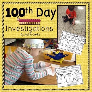 The 100th Day of School: Investigations
