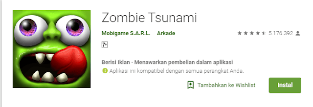 Download Games Zombie Tsunami For Android Gratis