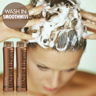 The truth about sulfate free shampoos/conditioners + Brazilian Blowout.