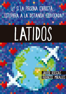 LIBRO - Latidos (Pulsaciones 2) Javier Ruescas & Francesc Miralles (SM - Mayo 2016) | NOVELA JUVENIL Edición papel & digital ebook kindle Comprar en Amazon España
