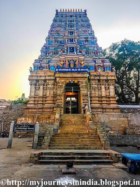 Sri Champakadhama Swamy Temple Bannerghatta Bangalore