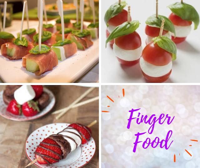 Finger Food - Você Conhece?