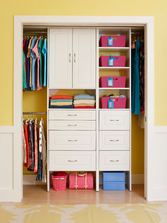How To Organize Your Closet Closet Organization Ideas