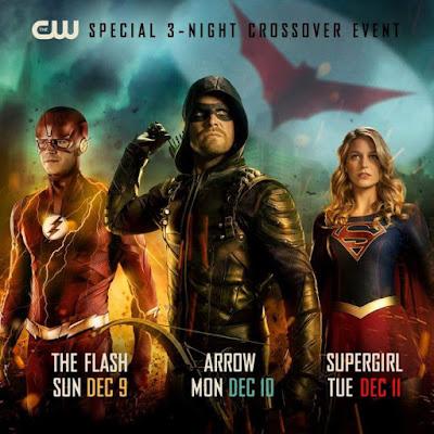 Primera imagen del nuevo crossover del Arrowverse.