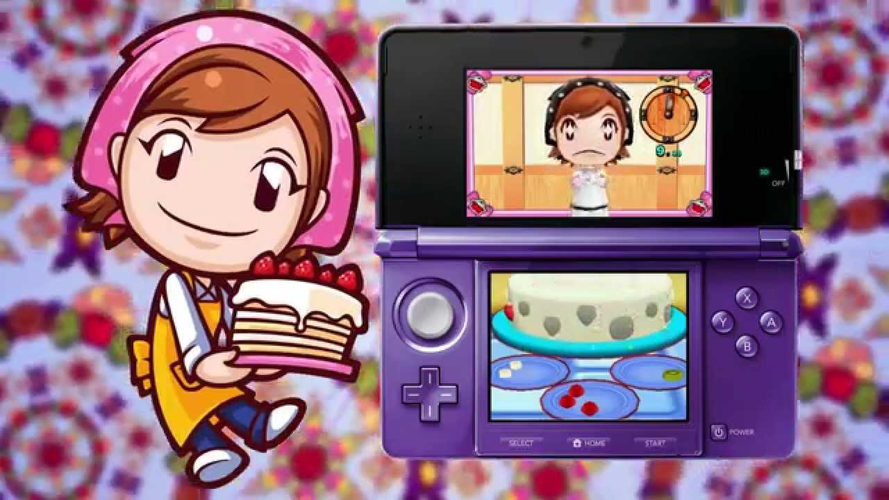 Cooking Mama 4 Cia Download