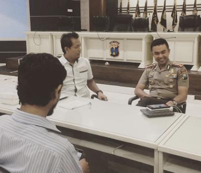 Tim IT Skck Online Nasional Rapat Koordinasi