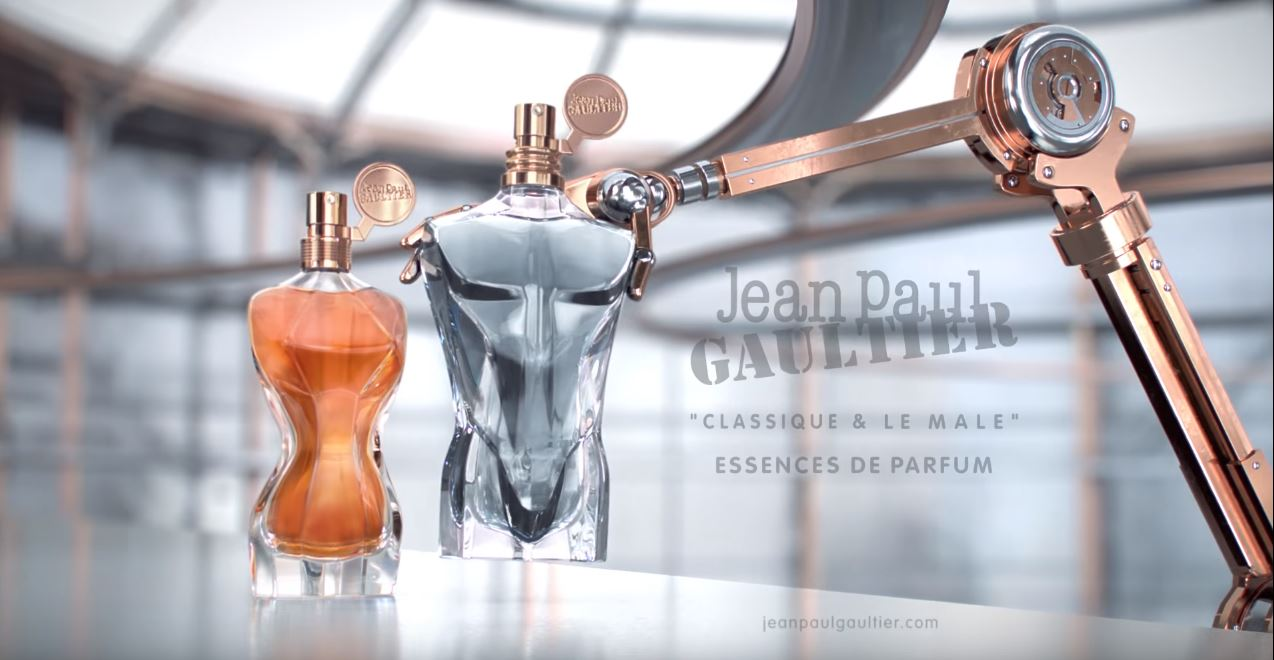 canzone jean paul gaultier profumo 2016