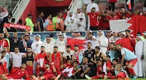 رسميا منتخب البحرين بطل كأس الخليج العربي 24 للمرة الاولي ف تاريخه بعد الفوز على السعودية