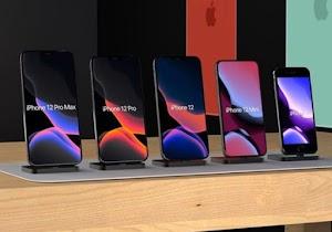 الكشف عن أسعار ومواصفات وألوان جوالات ايفون 12 و iPhone 12 Pro Max