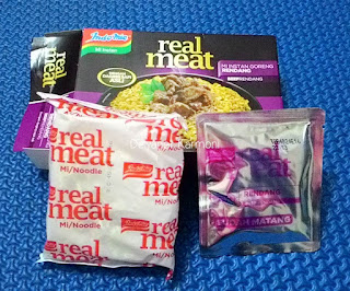 [Review] Indomie Real Meat Rasa Rendang
