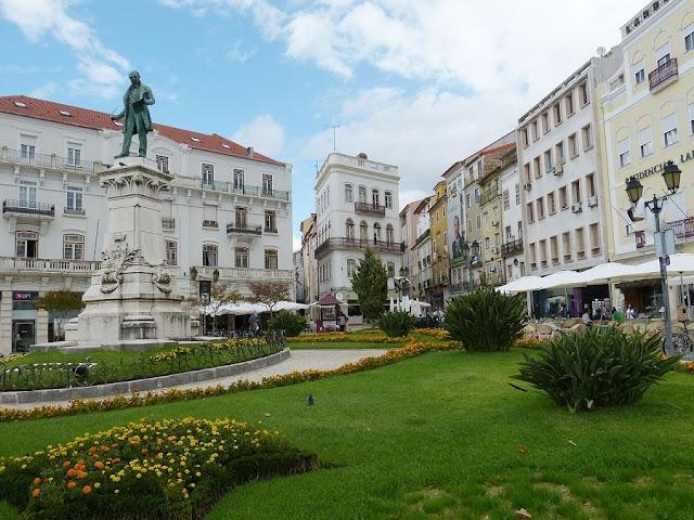 Coimbra em Portugal