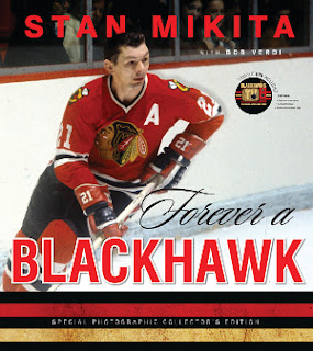 Hockey Book Reviews Com Stan Mikita Forever A Blackhawk border=