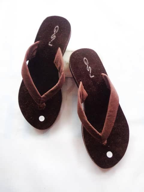 Sandal Bludru Simplek Wanita GSJ - Distributor Sandal Wanita Dewasa
