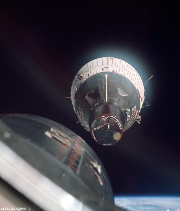 gemini 4 spacecraft documents - photo #38