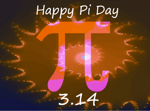 Happy PI Day (3.14)