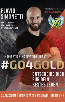Motivationsabend #GO4GOLD mit Flavio Simonetti