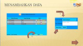 halaman tambah data
