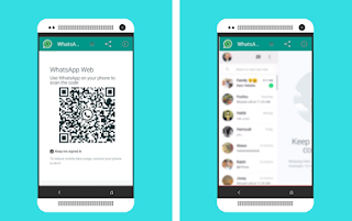 How to Hack Whatsapp with scanning a QR Code in Android