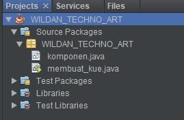 Membuat class Abstrak pada Java