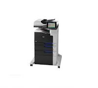 HP LaserJet M775f Printer Driver