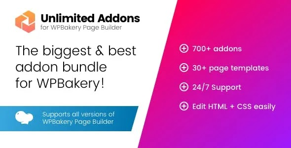 Unlimited Addons v1 0 40 for WPBakery Page Builder Free Download
