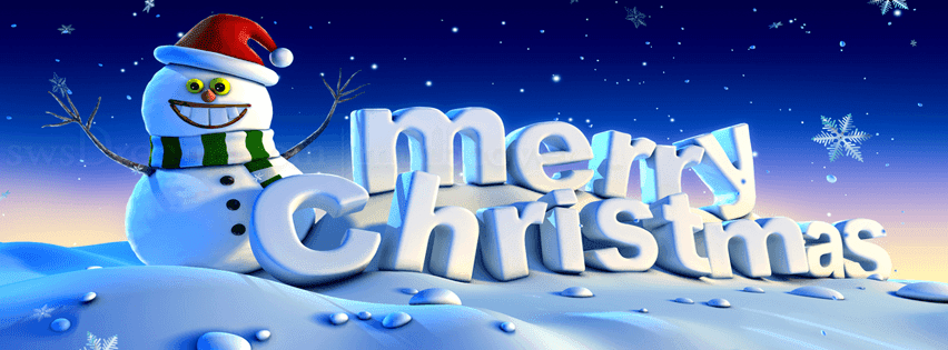 Download Free Merry Christmas Facebook Cover Photos - Download ...