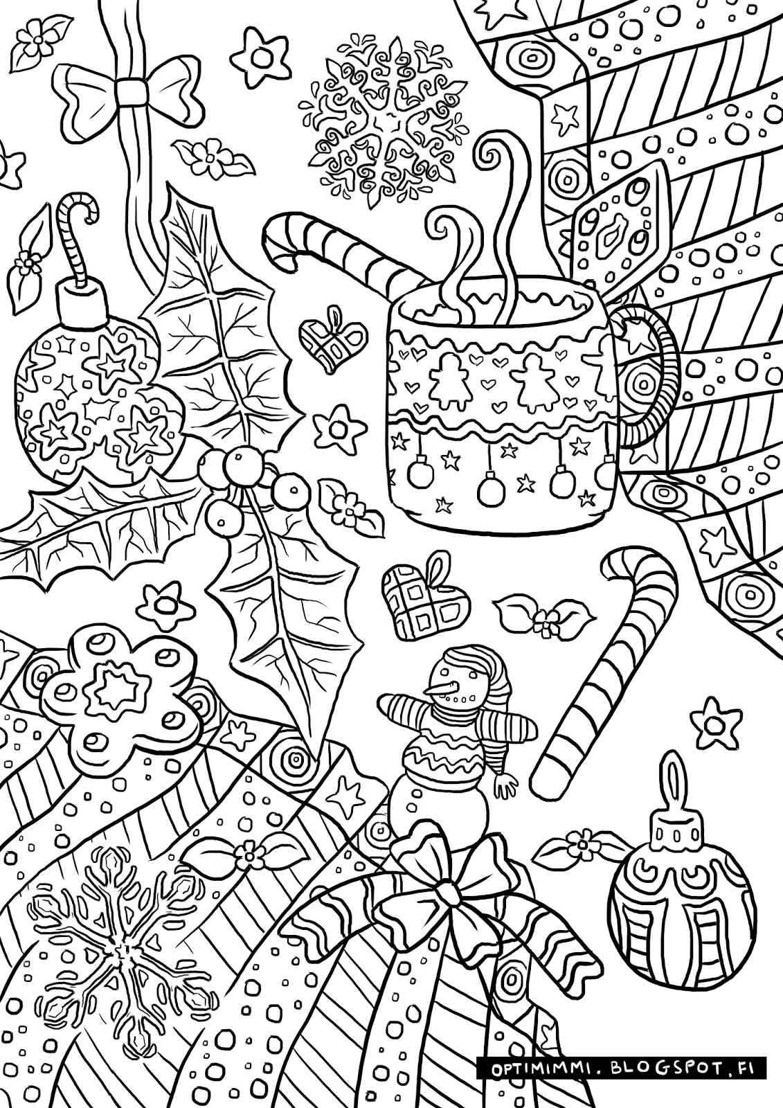 coloring pages with colors - photo#50
