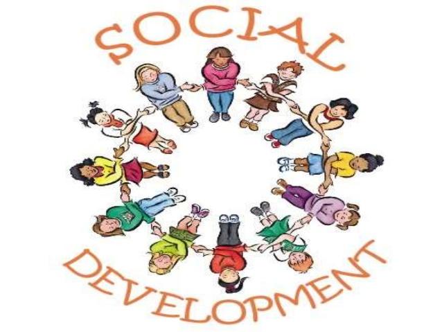 Explain various parameters of social development?