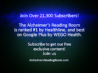 Alzheimer's Support Group | Alzheimer's Reading Room