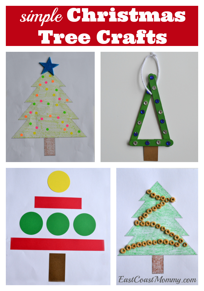 making ornaments is a fun activity for children and this popsicle stick tree ornament is glittery and cute to craft this sweet little tree paint popsicle