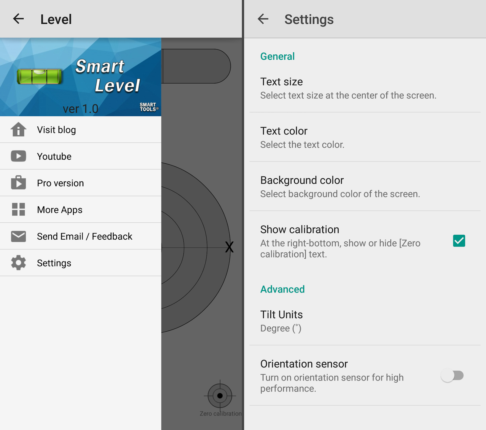 android boy s lab smart level v1 0 manual