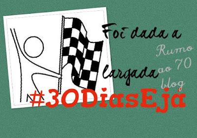 Meta para encorajar: #30diasEjá 1