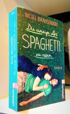 Cover von Die einzige Art Spaghetti zu essen
