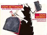 Logo Kellogg's ''Vinci il sogno a portata di barretta'': vinci 61 portafogli e 9 borse Stella Mc Cartney