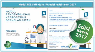 Modul PKB SMP Guru IPA edisi revisi tahun 2017 aan88.NET