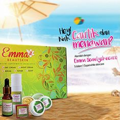 EMMA BEAUTSKIN 5 IN 1