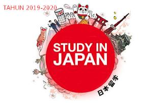 PERSIAPAN STUDI S1 KE JEPANG TAHUN 2019/2020