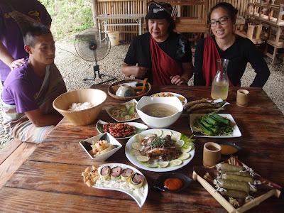 泰雅族原住民风味餐