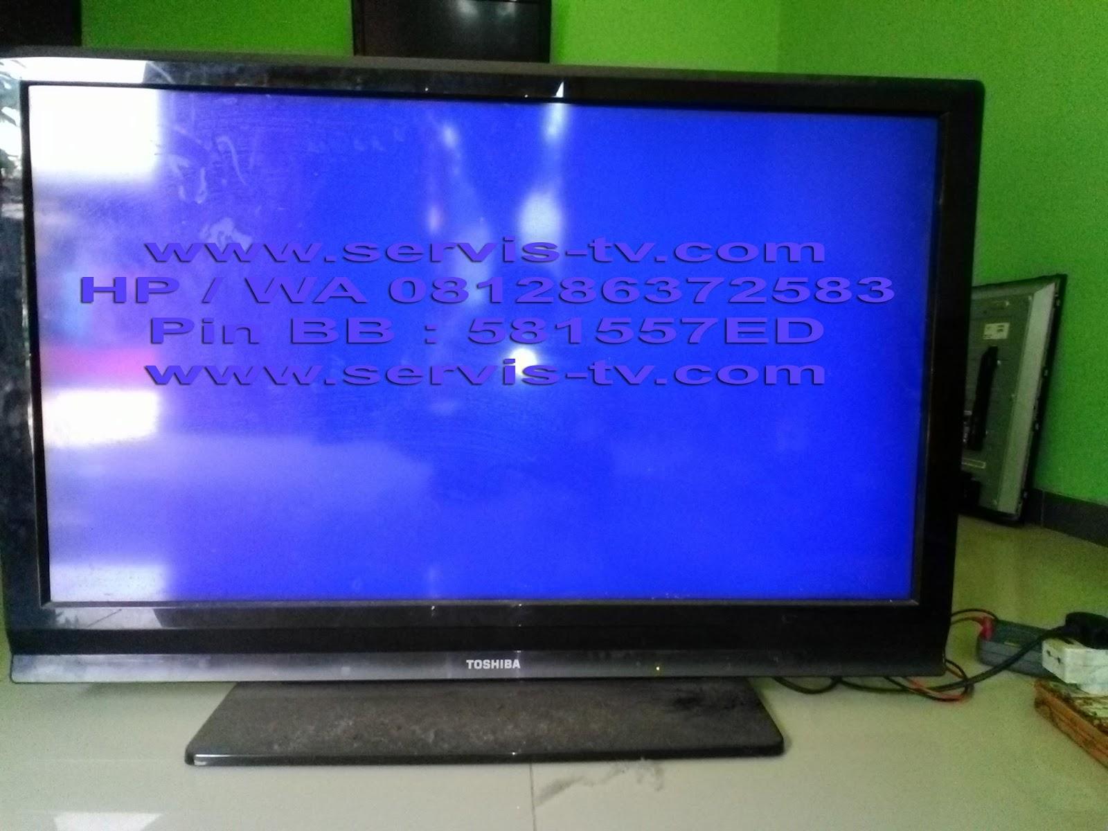 Pusat Layanan Service LCD LED TV Tangerang